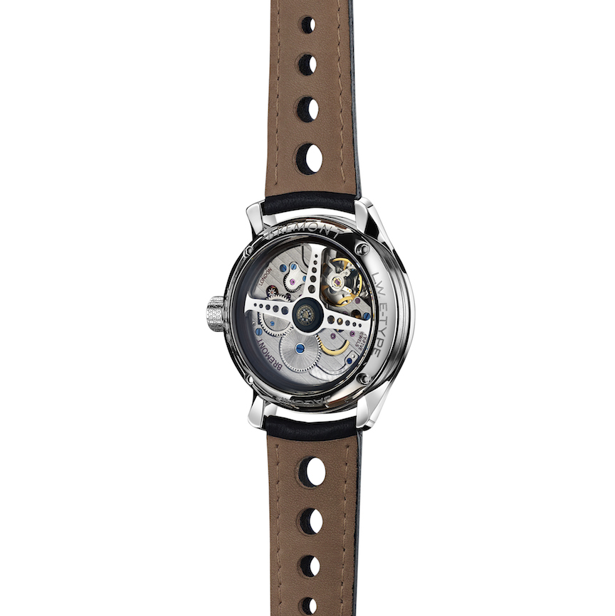 Bremont Jaguar Lightweight Aluminum E-Type Watch XKE 1