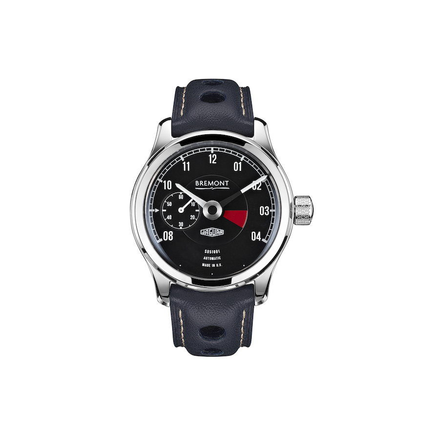 Bremont Jaguar Lightweight Aluminum E-Type Watch XKE 2