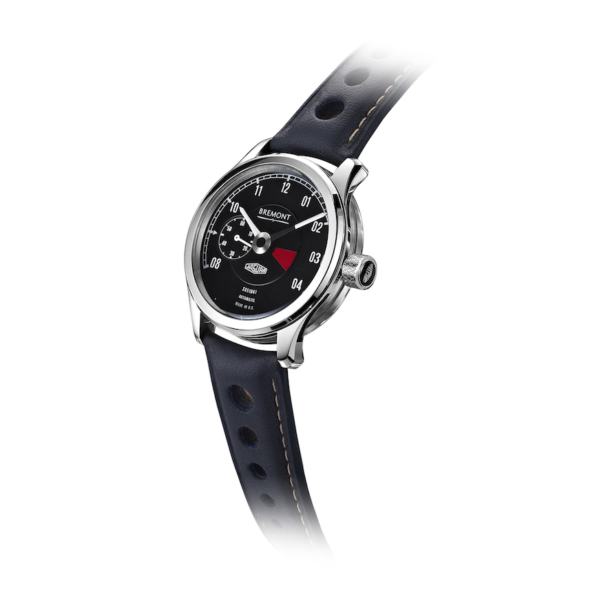 Bremont Jaguar Lightweight Aluminum E-Type Watch XKE 3