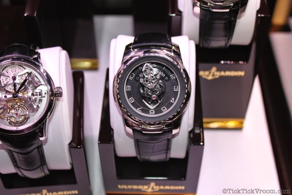 Ulysse Nardin Boca Raton Boutique Capital Grille Dinner 8612