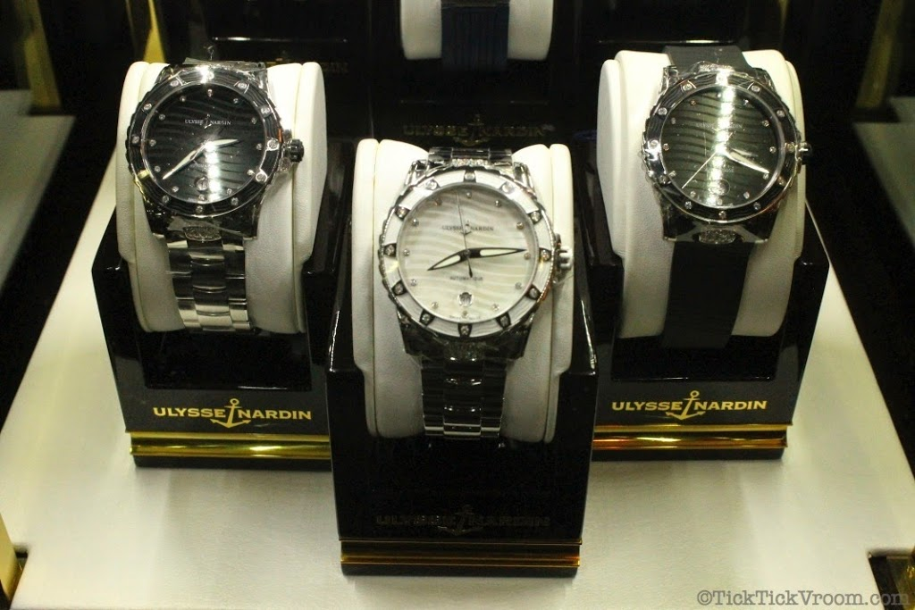 Ulysse Nardin Boca Raton Boutique Capital Grille Dinner 8630