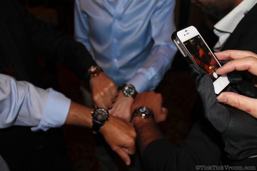 Ulysse Nardin Boca Raton Boutique Capital Grille Dinner 8662