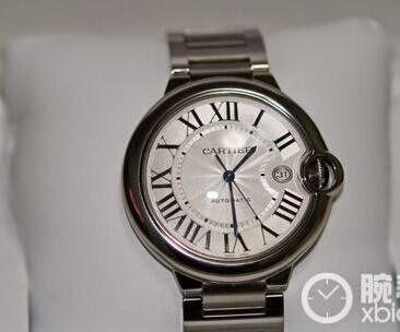 Best Replica Cartier Ballon Bleu Large Watch