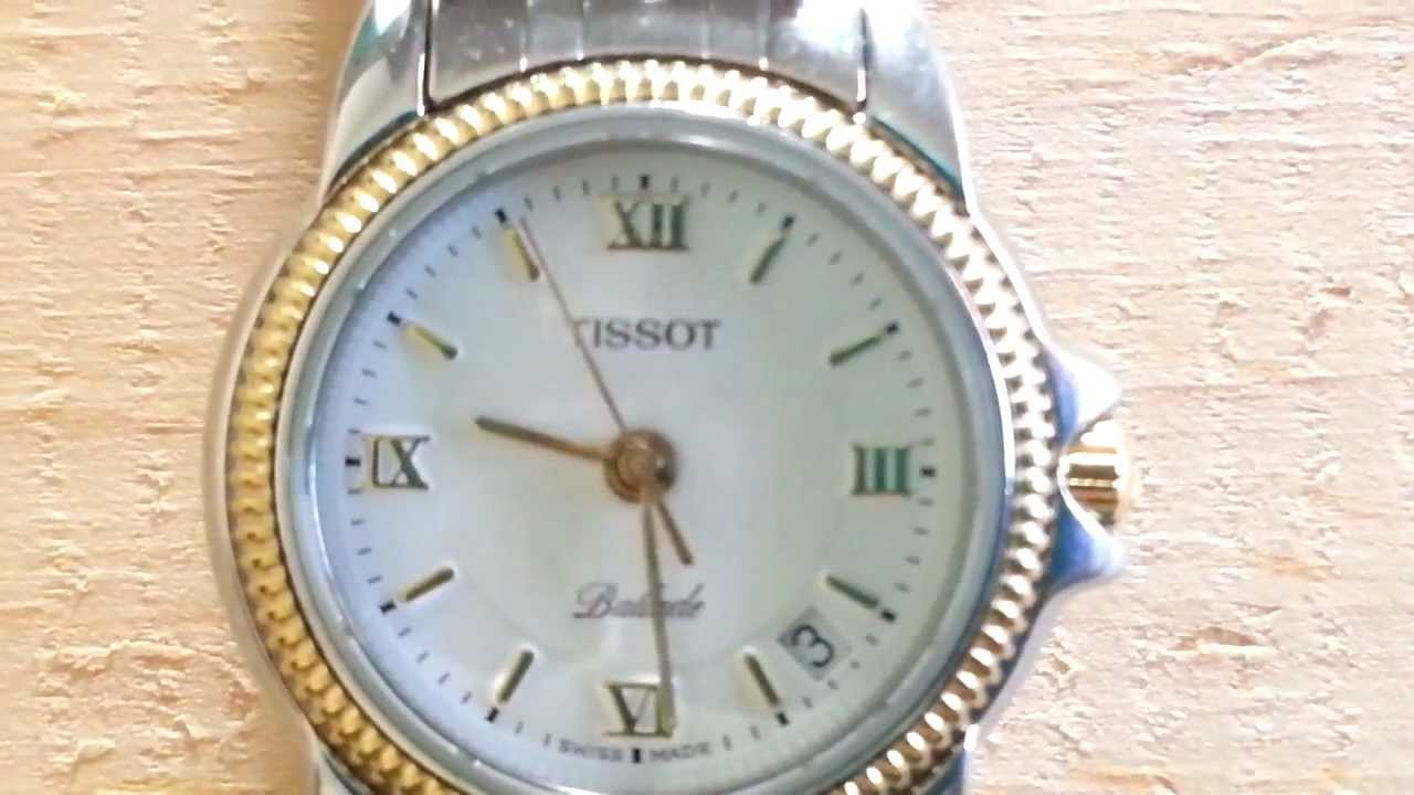 Tissot Ballade Ladies' Watch