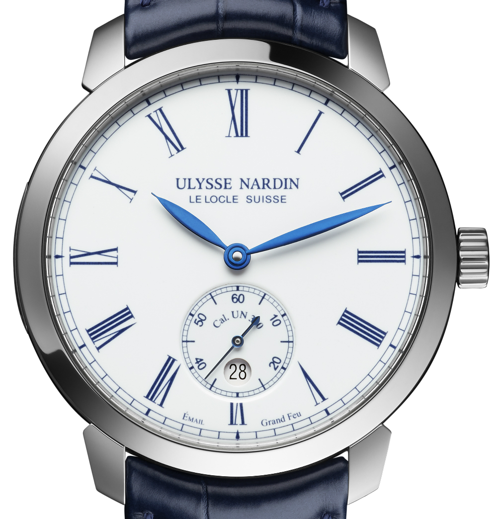 Ulysse Nardin Classico Manufacture 170th Anniversary Limited Edition Watch