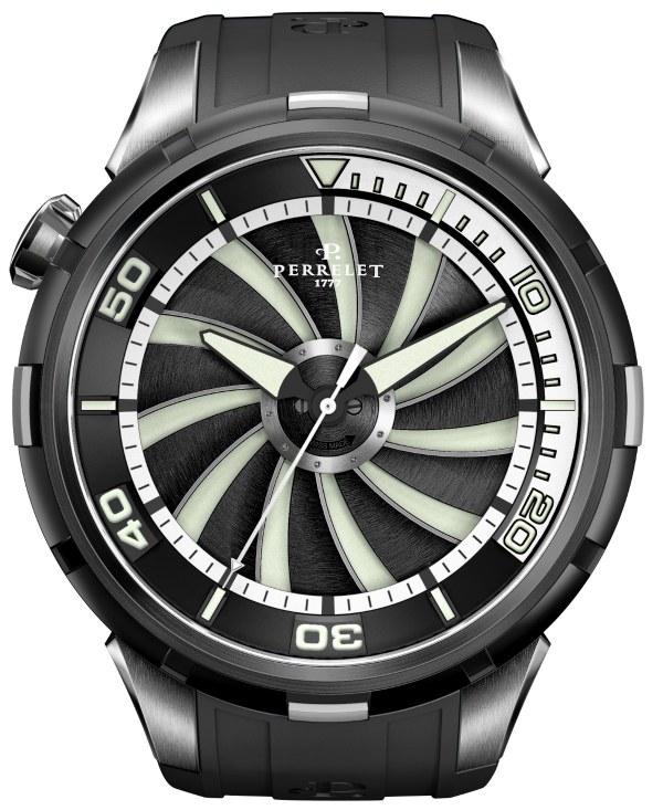 Perrelet Turbine Diver Watch Watch Releases