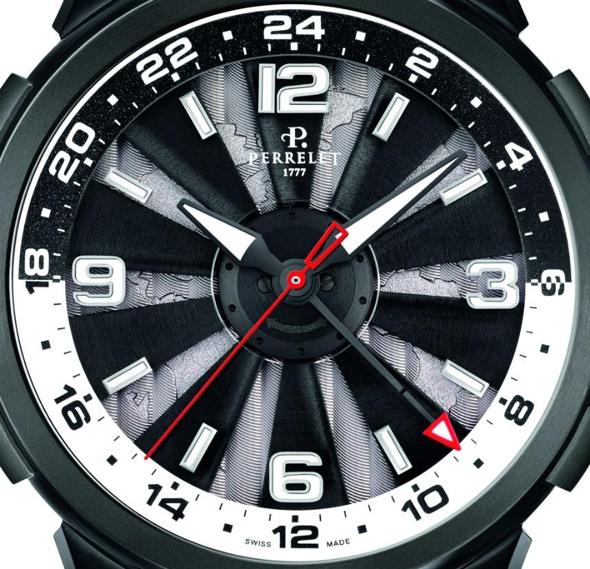 Perrelet Turbine GMT Watch Watch Releases