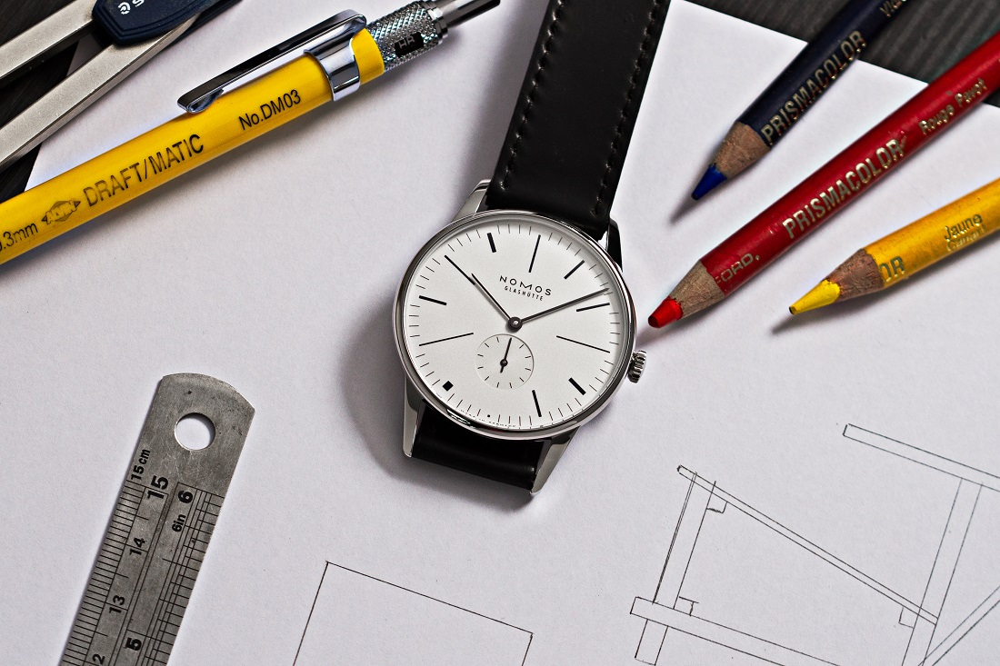 Nomos Limited Edition Orion '100 Years De Stijl' Watch For Ace Jewelers Watch Releases
