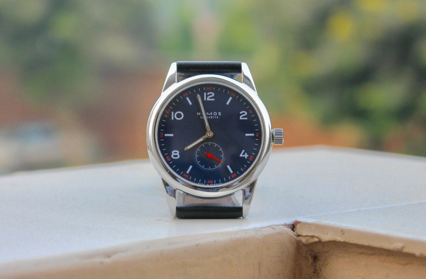 Nomos Timeless Club II Watch Review Wrist Time Reviews