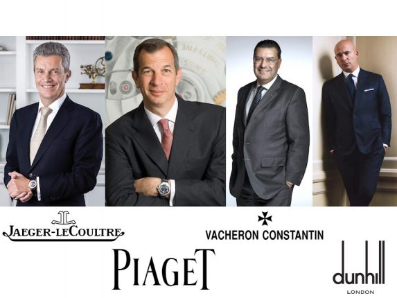 Richemont Continues Restructure With CEO Shakeups At Jaeger-LeCoultre, Vacheron Constantin, Piaget, & Alfred Dunhill Watch Industry News
