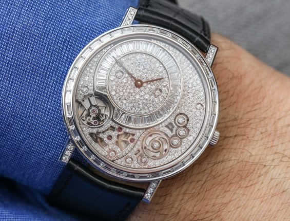 Piaget Altiplano 900D Hands-On: World's Thinnest Mechanical Jewelry Watch Hands-On