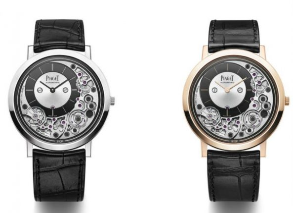 Piaget Altiplano Ultimate 910P Holds New Record For Thinnest Automatic Watch Watch Releases