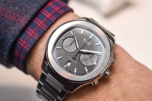 Piaget Polo S Chronograph Watch Hands-On Hands-On