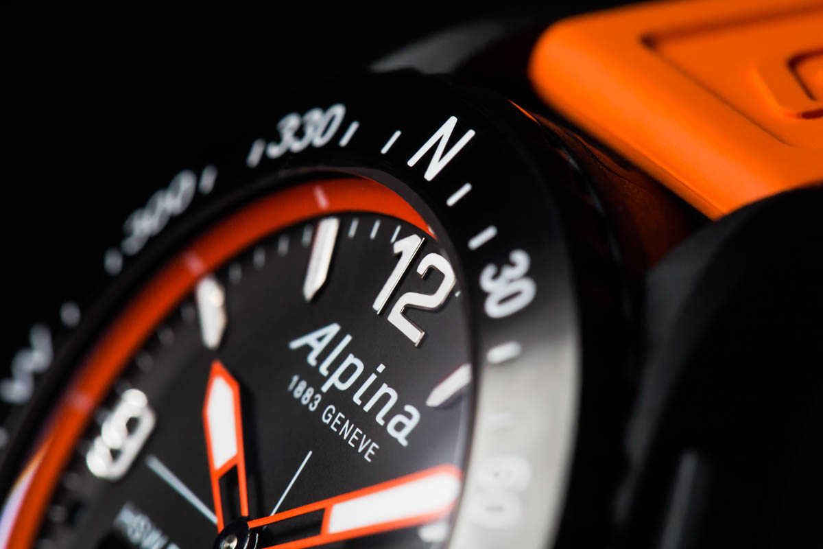 Alpina AlpinerX Smartwatch Campaign On Kickstarter Watch Releases