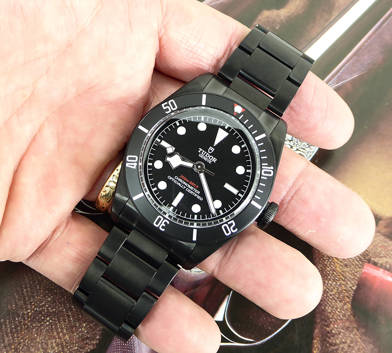 Tudor Heritage Black Bay Dark