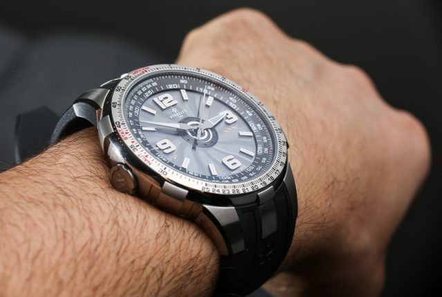 Perrelet Turbine Pilot Watch Hands-On Hands-On