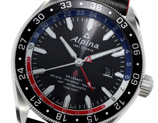 Alpina Alpiner 4 GMT Business Timer Watch Watch Releases