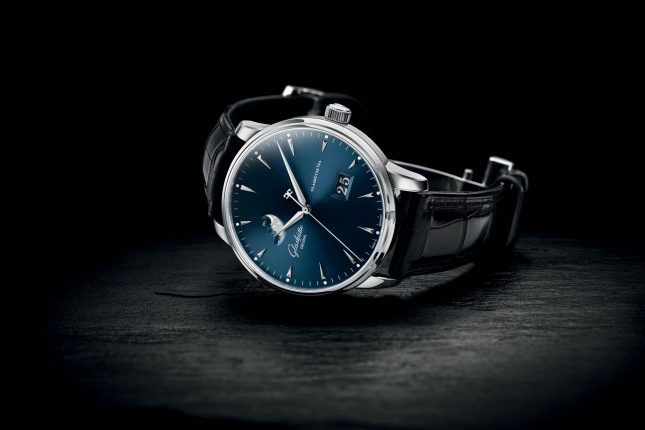 1ee850080 Glashütte Original Adds New Dials and Everyday Designs To The Senator  Excellence Collection Replica